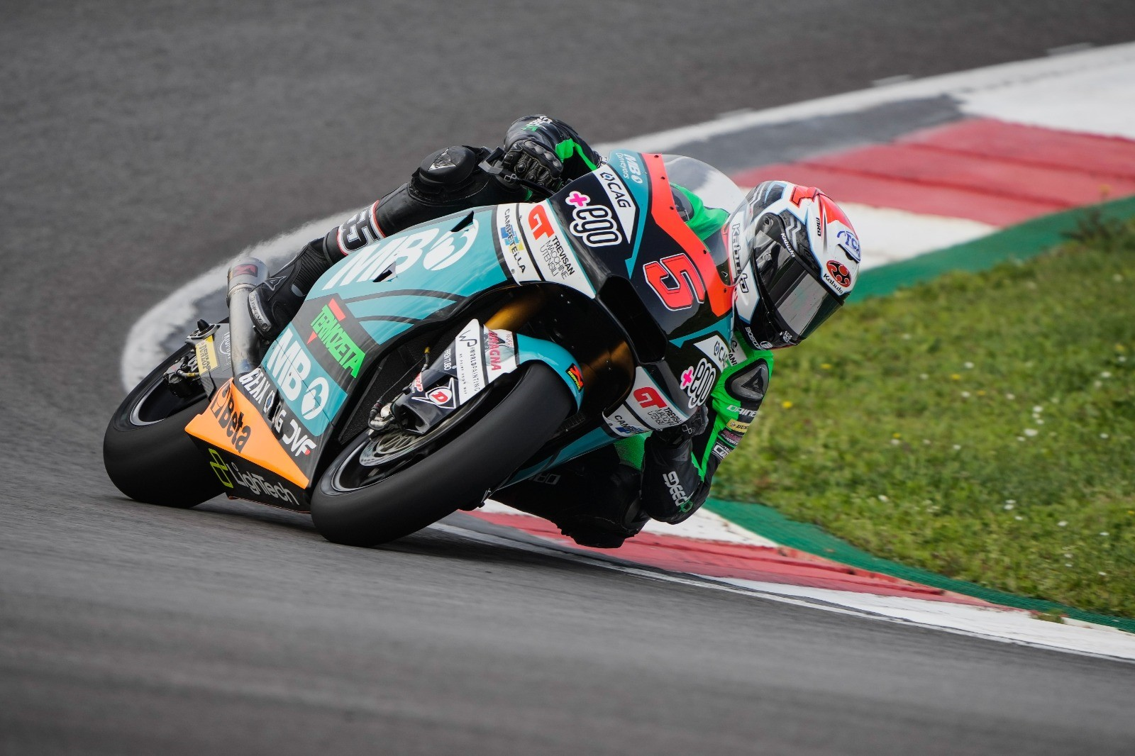 Yari Montella: the first Italian Fim Cev Moto2 Champion